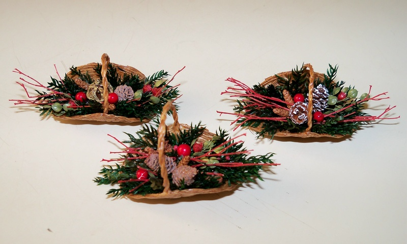 Winter basket #2